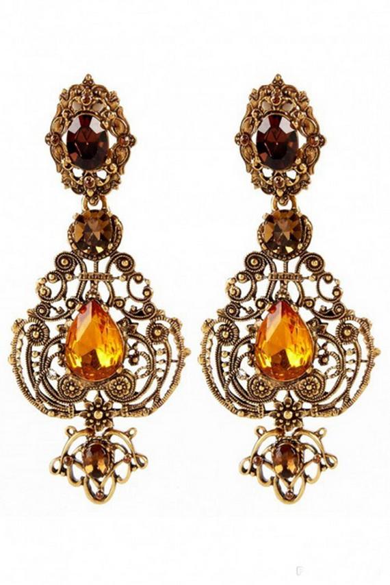 Oscar De La Renta Jewelry Fall Winter 2012 2013 (36)