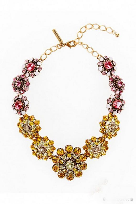 Oscar De La Renta Jewelry Fall Winter 2012 2013 (37)