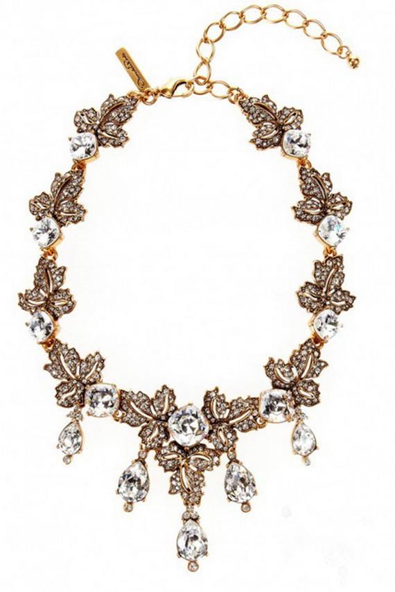 Oscar De La Renta Jewelry Fall Winter 2012 2013 (38)