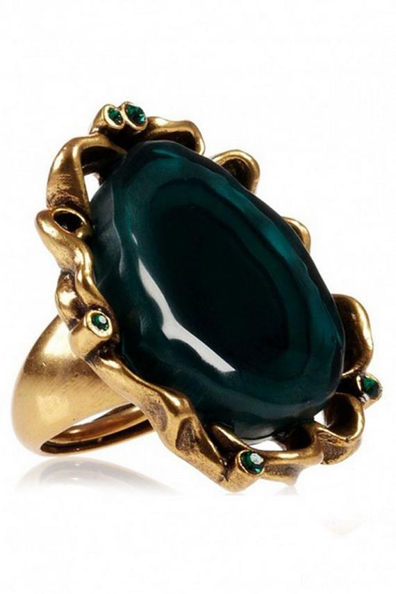 Oscar De La Renta Jewelry Fall Winter 2012 2013 (4)
