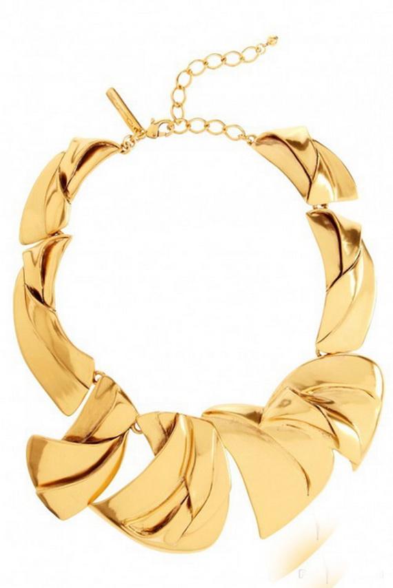 Oscar De La Renta Jewelry Fall Winter 2012 2013 (41)