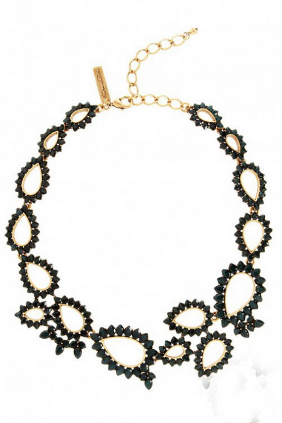 Oscar De La Renta Jewelry Fall Winter 2012 2013 (44)