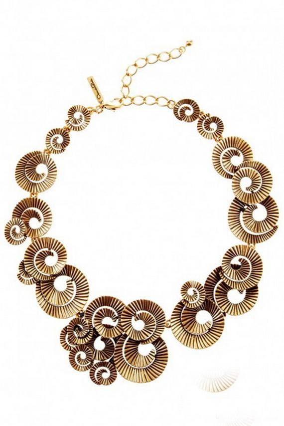 Oscar De La Renta Jewelry Fall Winter 2012 2013 (45)