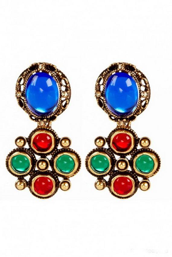 Oscar De La Renta Jewelry Fall Winter 2012 2013 (47)