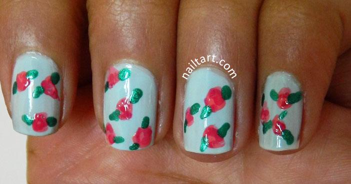 Pastel Nails Design (10)