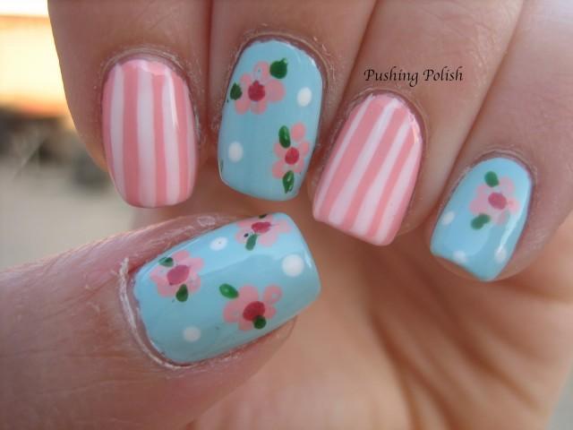 Pastel Nails Design (13)