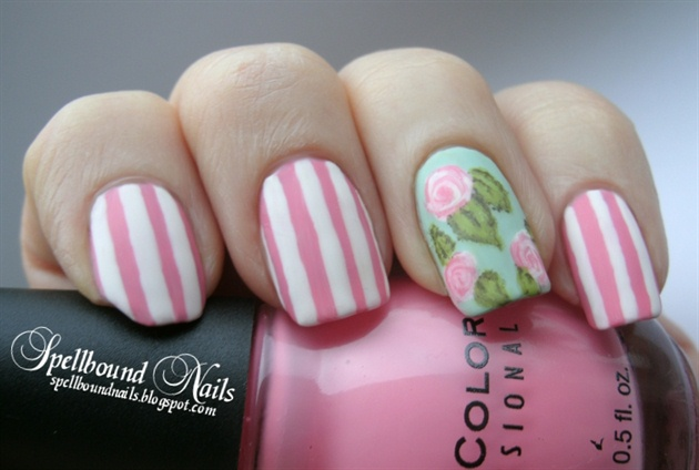 Pastel Nails Design (15)