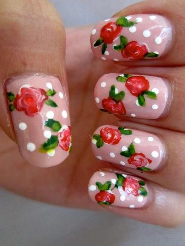 Pastel Nails Design (27)