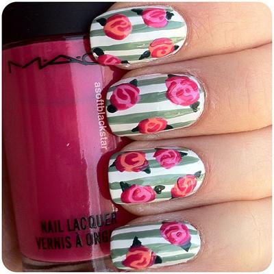 Pastel Nails Design (28)