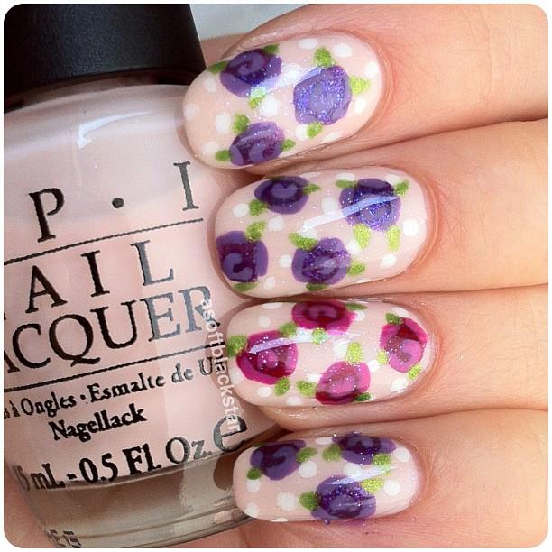 Pastel Nails Design (29)