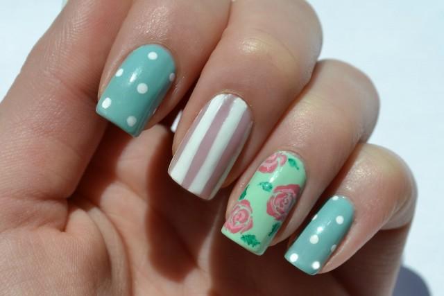 Pastel Nails Design (8)