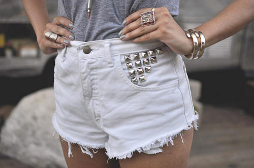 Short Pants With Studs (14)
