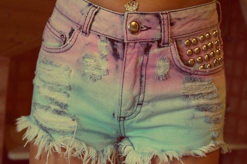 Short Pants With Studs (5)