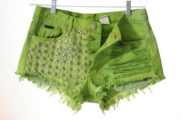 Short Pants With Studs (6)