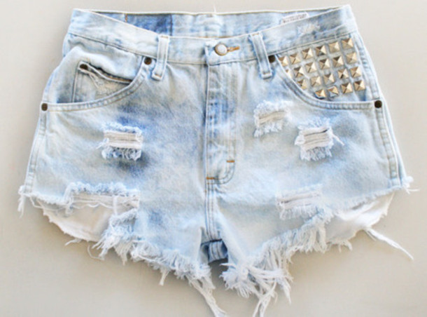 Short Pants With Studs (8)