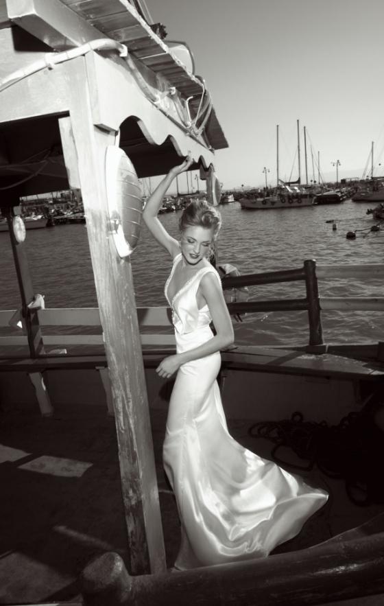 wedding dresses by Zoog Bridal.  (11)