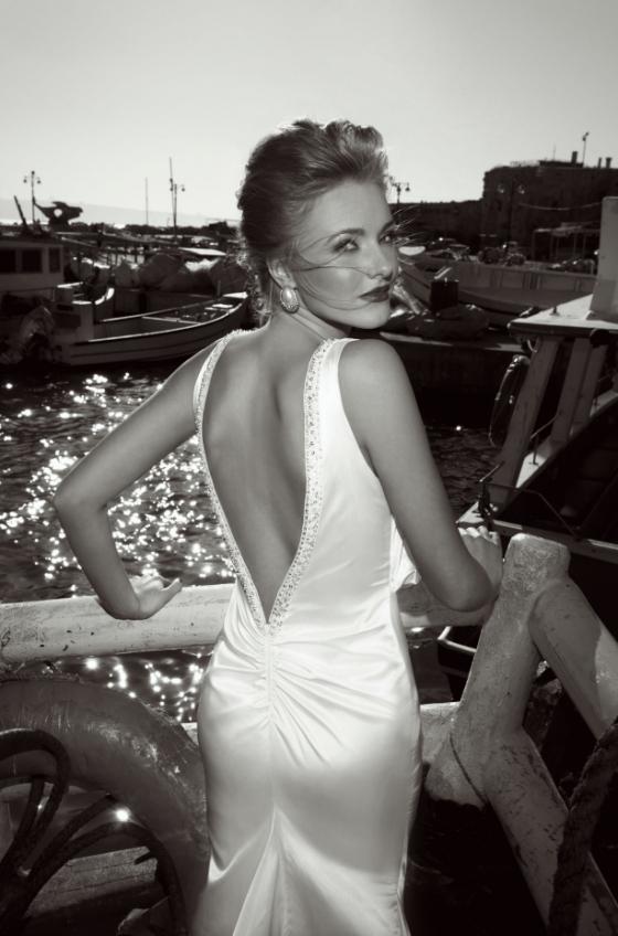 wedding dresses by Zoog Bridal.  (12)