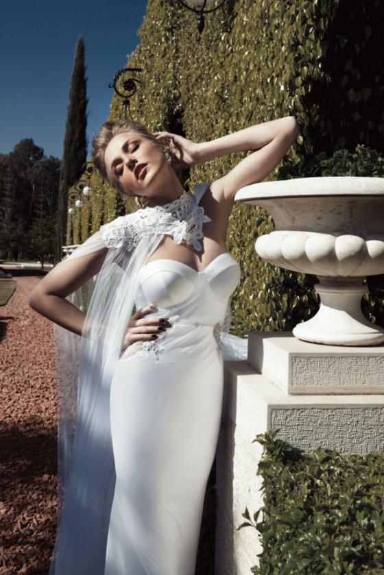 wedding dresses by Zoog Bridal.  (5)
