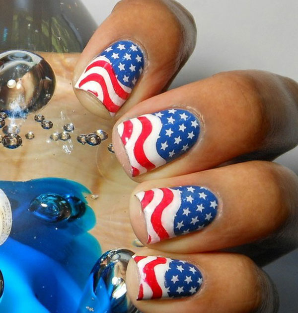 4th of July nail designs - Few Amazing Ideas