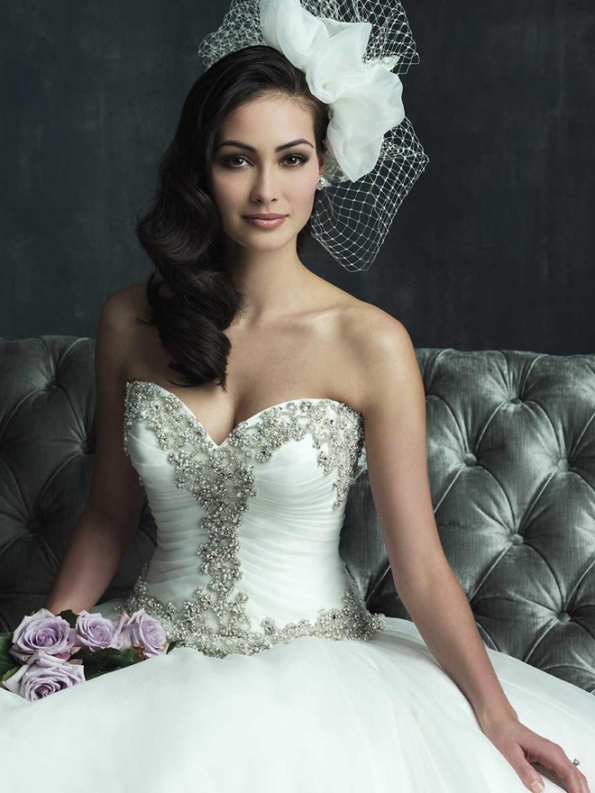 32 Amazing Breathtaking Wedding Dresses