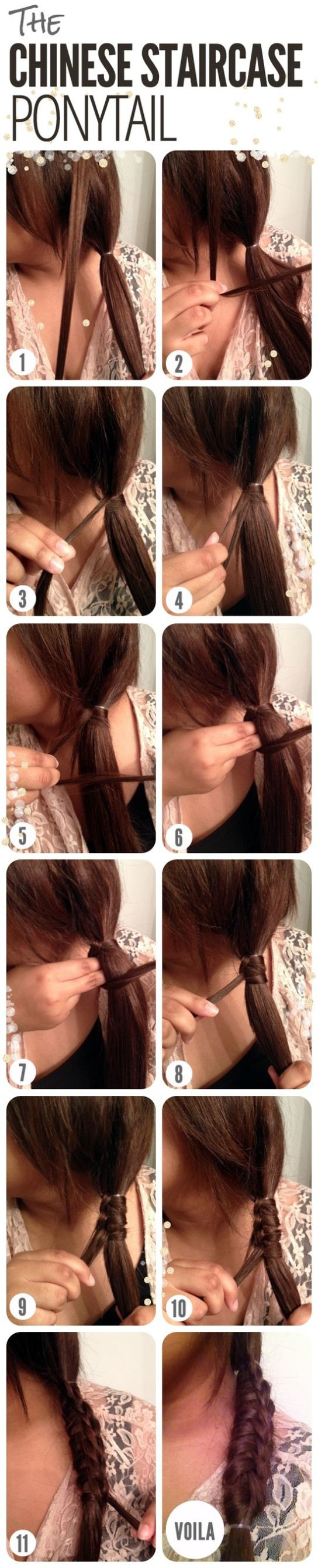 easy hairstyles to do yourself for prom 11 Interesting And Useful Hair Tutorials For Every Day   Fashion