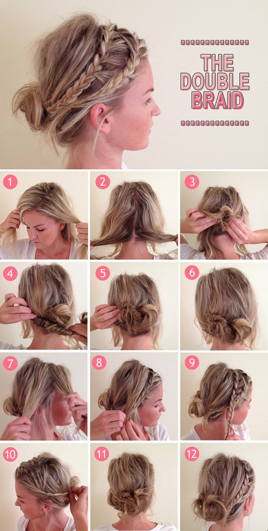 Swell 11 Interesting And Useful Hair Tutorials For Every Day Hairstyle Inspiration Daily Dogsangcom