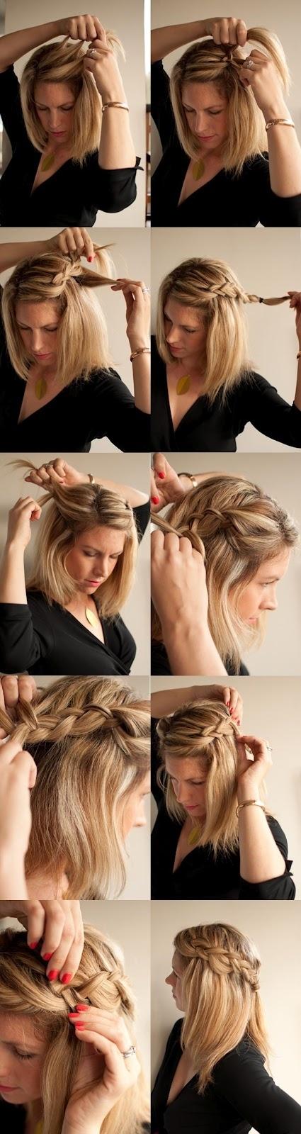 Fabulous 11 Interesting And Useful Hair Tutorials For Every Day Short Hairstyles Gunalazisus