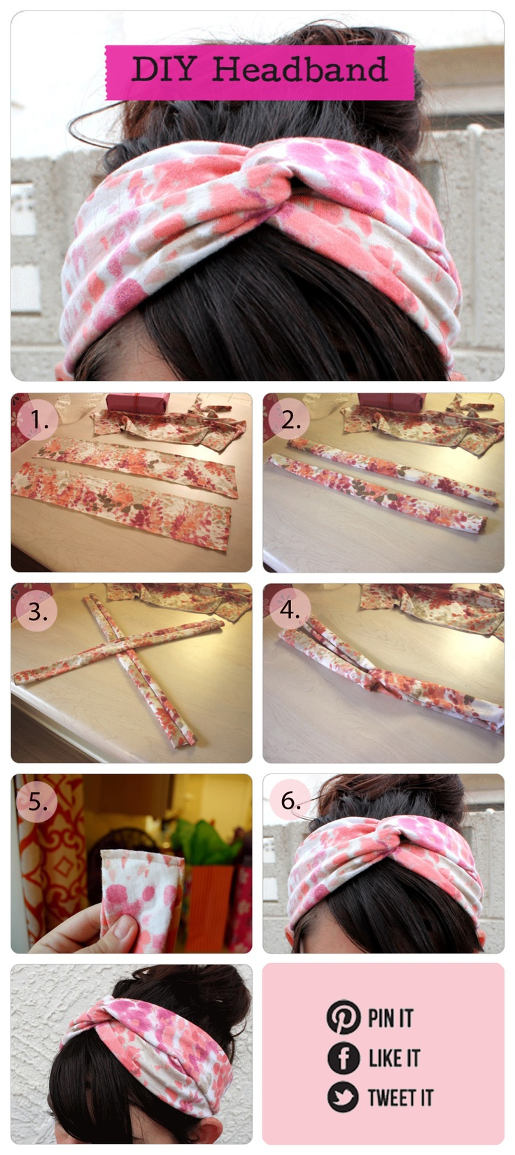 DIY-Twisted-Turban-Headband