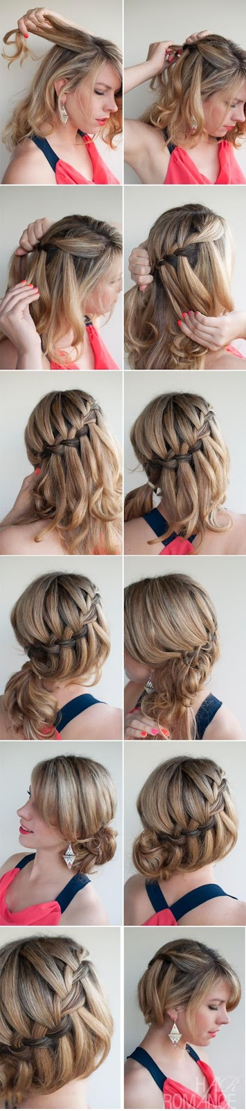 11 interesting and useful hair tutorials for every day Diy fashion of hairstyle