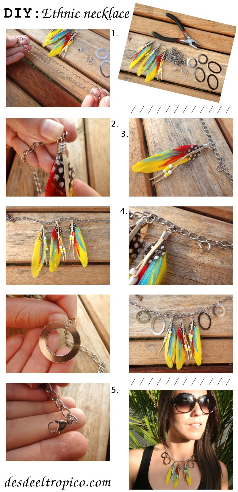22 easy diy summer clothes accessories projects for How to do it yourself projects