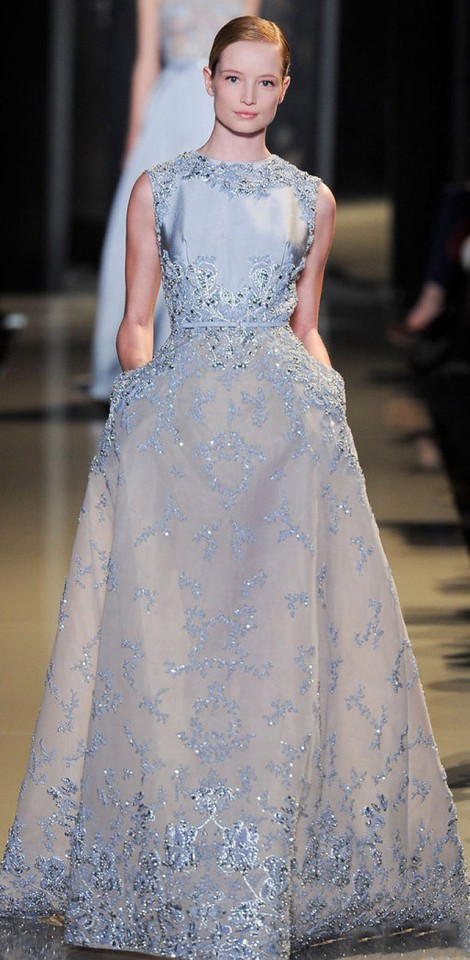 Elie Saab Couture Spring Summer 2013 (11)