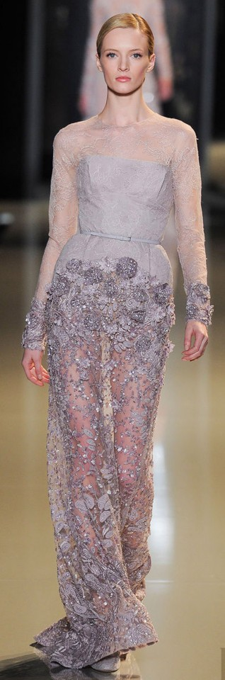 Elie Saab Couture Spring Summer 2013 (13)