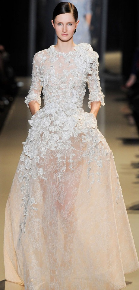 Elie Saab Couture Spring Summer 2013 (14)