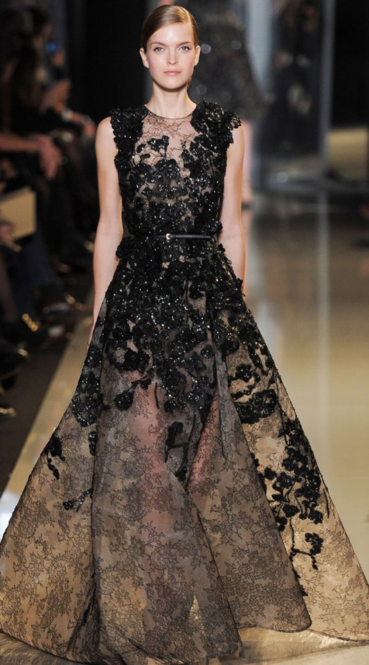 Elie Saab Couture Spring Summer 2013 (15)