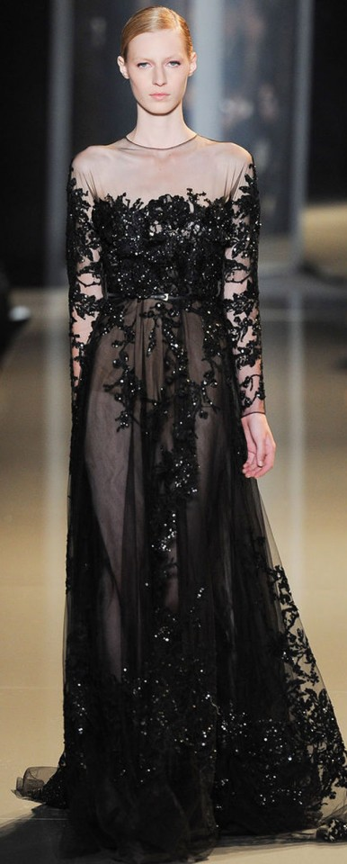 Elie Saab Couture Spring Summer 2013 (2)