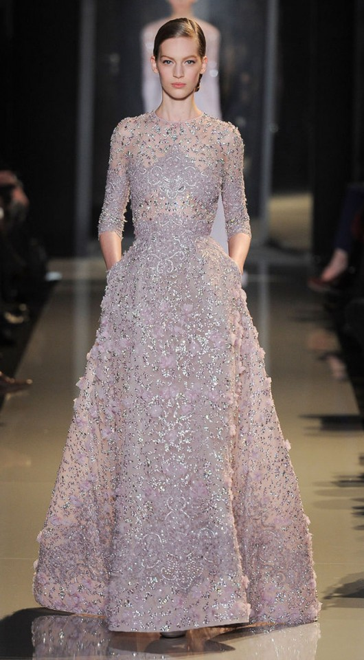 Elie Saab Couture Spring Summer 2013 (24)