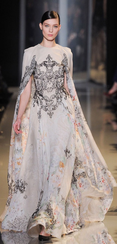 Elie Saab Couture Spring Summer 2013 (25)