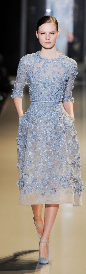 Elie Saab Couture Spring Summer 2013 (27)
