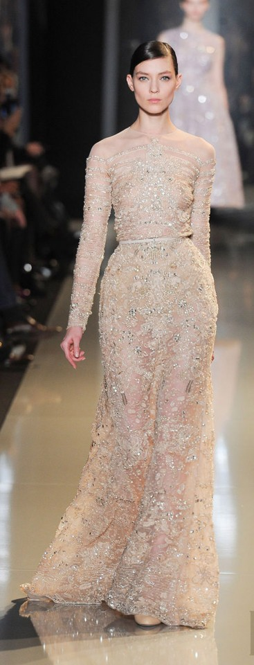 Elie Saab Couture Spring Summer 2013 (3)