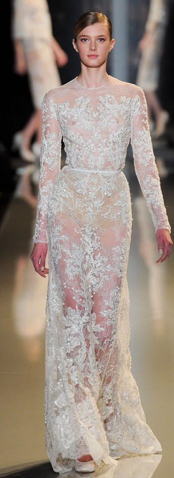 Elie Saab Couture Spring Summer 2013 (30)