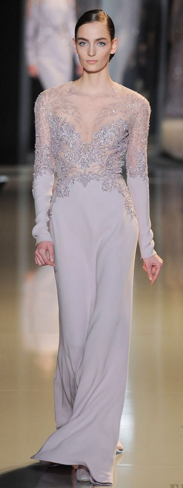 Elie Saab Couture Spring Summer 2013 (5)
