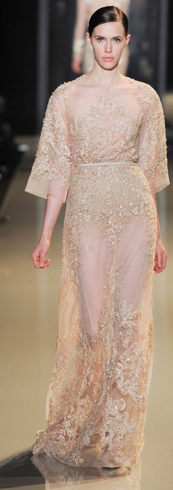 Elie Saab Couture Spring Summer 2013 (6)