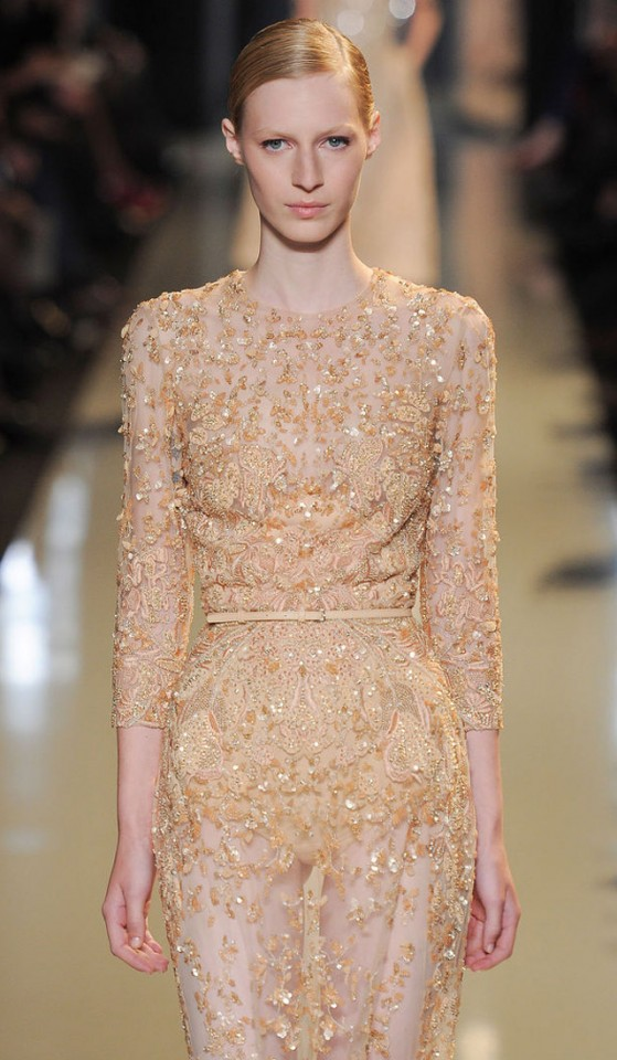 Elie Saab Couture Spring Summer 2013 (8)