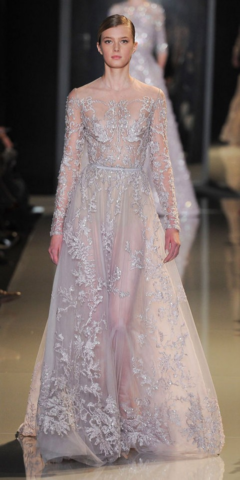 Elie Saab Couture Spring Summer 2013 (9)