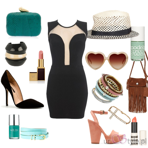 Fashion combinations for Summer 2013 (8)