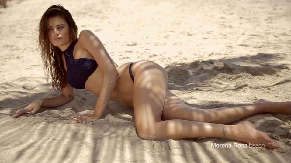 ISABELI FONTANA FOR  MORENA ROSA BEACH FALL 2013 CAMPAIGN (23)