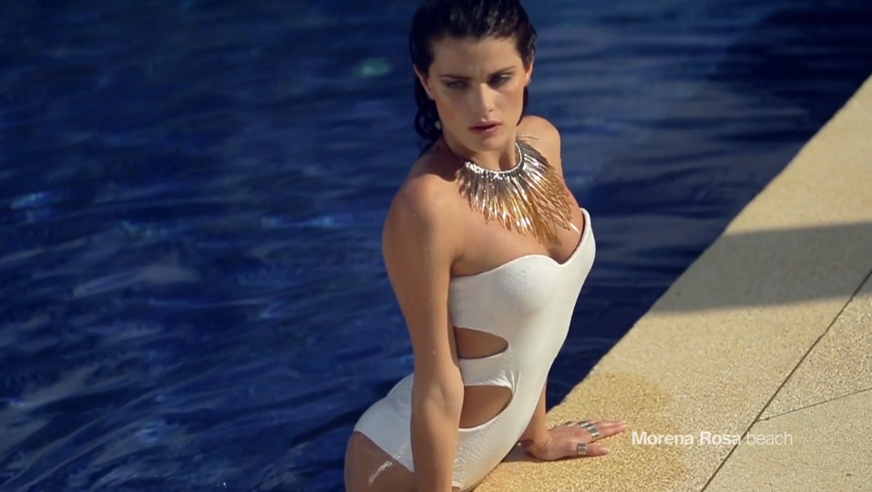 ISABELI FONTANA FOR  MORENA ROSA BEACH FALL 2013 CAMPAIGN (26)