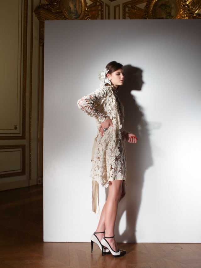 Lanvin Blanche 2013 Bridal Collection