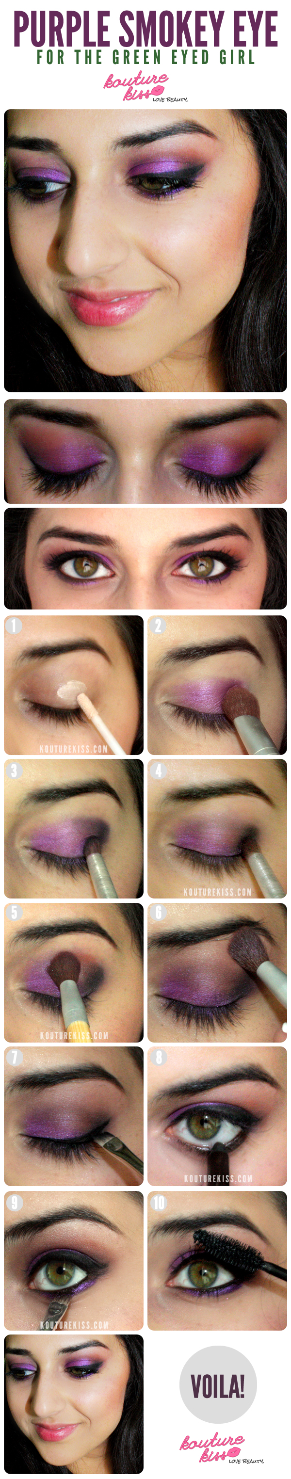 10 creative and useful makeup tutorials l source baditri Image collections