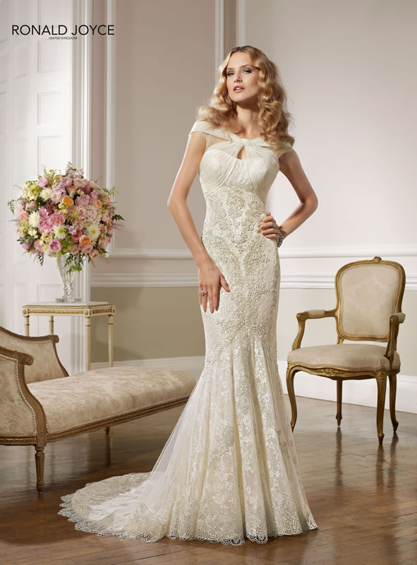 RONALD JOYCE  wedding dresses 2013 (10)